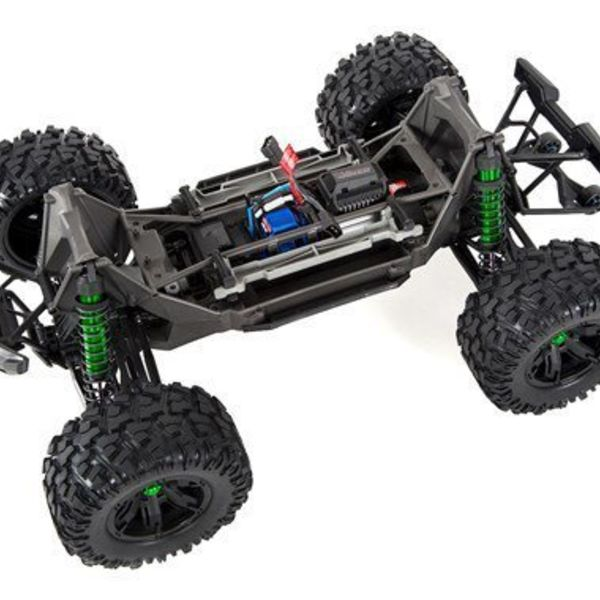 Traxxas X-Maxx: Green 4WD 8S-Capable Brushless Truck w/TSM