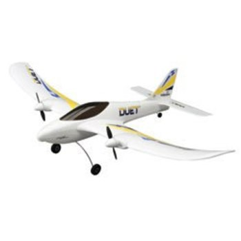 DUET RTF Electric RC Plane