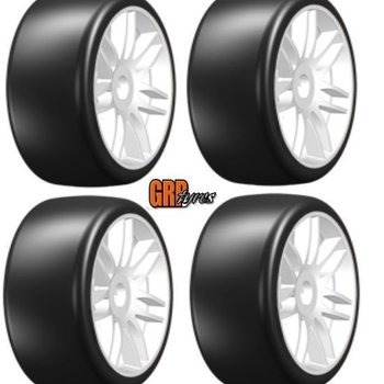 GRP GTH02-S5  (2) sets 4 mounted total
