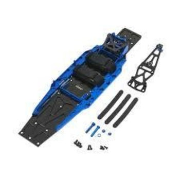 INT C26146BLUE Complete LCG Chassis Conv Kit 1/10 Slash 2WD