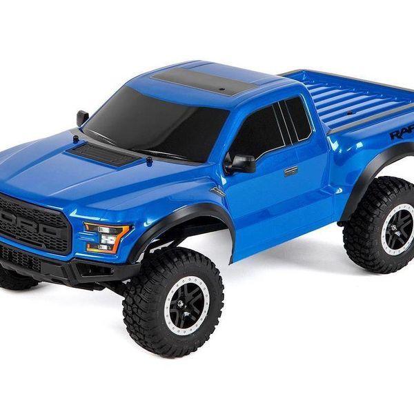 58094-1 2017 Ford Raptor Blue RTR w/TQ 2.4GHz WP w/XL-5