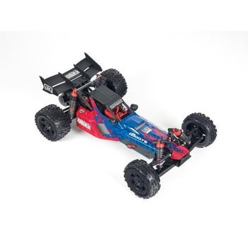 arrma AR102656 Raider Mega W/Nimh Red/Blue