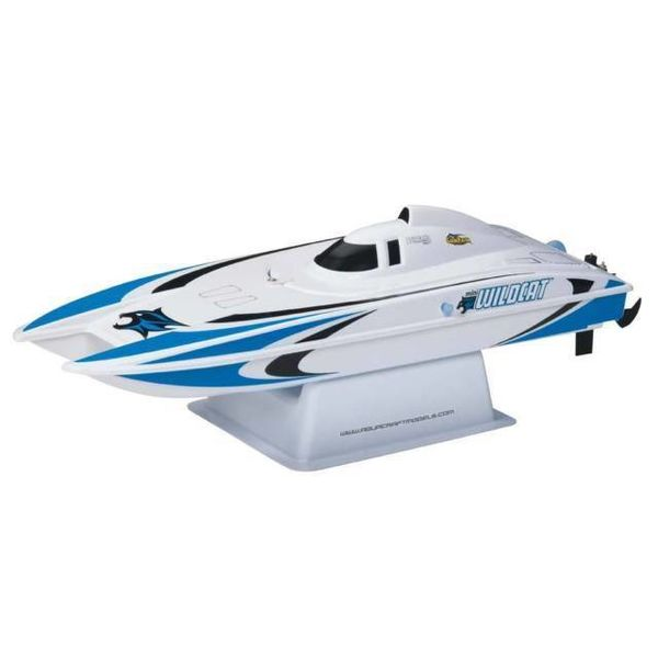 Mini Wildcat Catamaran TTX300 2.4GHz RTR Blue