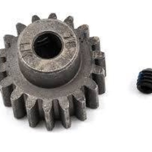 Traxxas 6491 Gear, 18-T pinion (1.0 metric pitch, 20? pressure angle)
