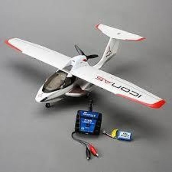 Ultra Micro Icon A5 BNF with AS3X