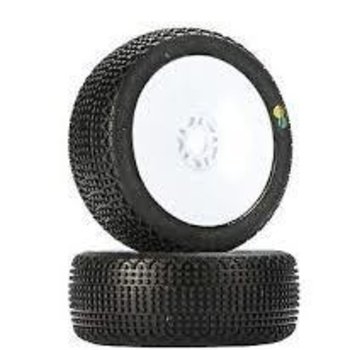 PROLINE 9051-033 LockDown X3 Off-Rd 1/8 Buggy Tire Mntd