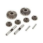 Differential Gear and Shaft Set: Revenge Type E/N