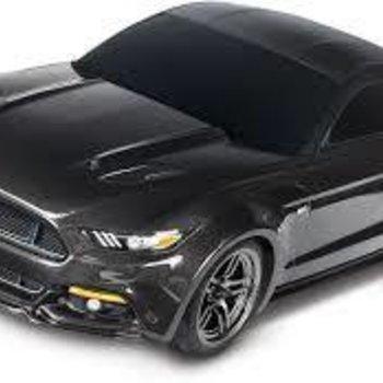 Traxxas BLK - 4 TEC 2.0 Mustang GT