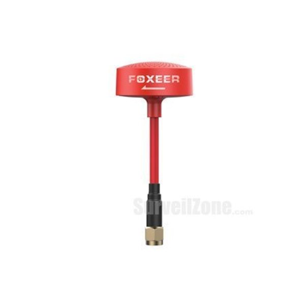 Foxeer Foxeer FPV Antenna LHCP: Red