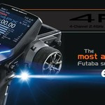 FUT 4PX 2.4G w/R304SB T-FHSS Telemetry