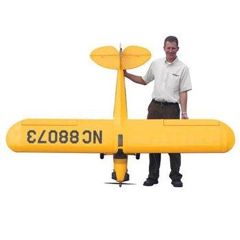 1/4-Scale J-3 Cub ARF