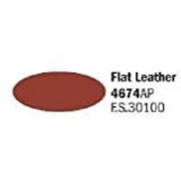 Flat Rust paint
