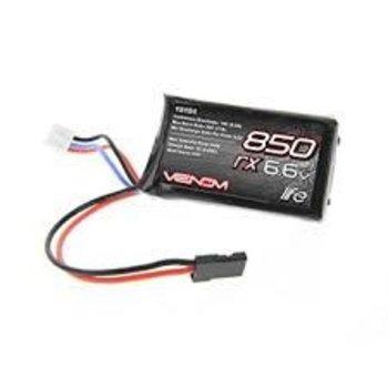 VNR 15151 LiFe 2S 6.6V 850mAh 10C UNI Receiver Plug