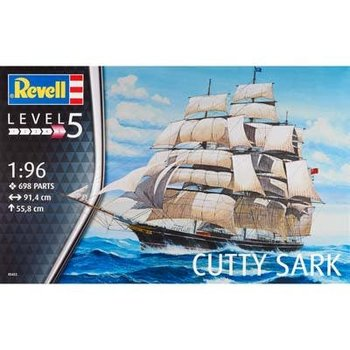 RVL 05422 1/96 Cutty Sark