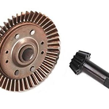Traxxas Front Ring Gear, Diff, Pinion Gear, Diff 12/47