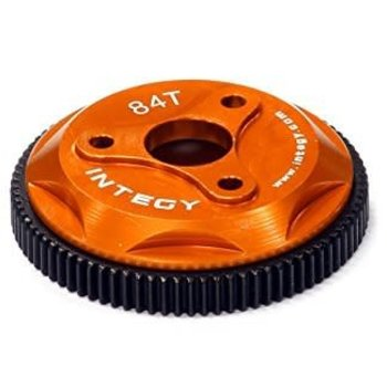 INT T8029ORANGE Metal Spur Gear 84T Stampede/Rustler/Slash