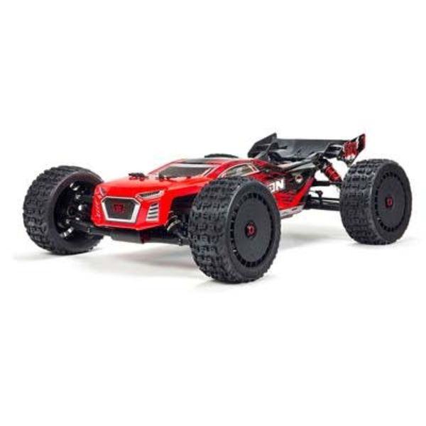 arrma 1/8 2018 Talion 6S BLX Red/Black