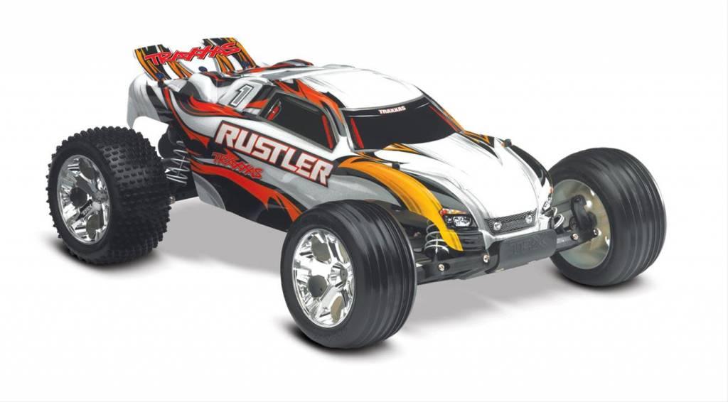 Traxxas Rustler Stadium Truck RTR TQ 24 GHz Xl 5