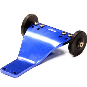 Integy WILLY BAR FOR TRAXXAS 1/10 ELECTRIC RUSTLER, BANDIT & SLASH 2WD T8050BLUE