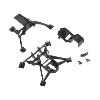 Traxxas 7715 Body Mounts Front/Rear 3x15mm BCS (4)