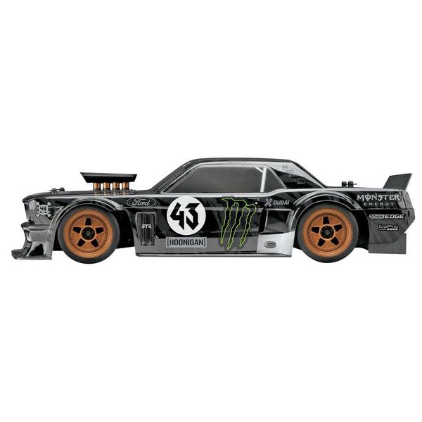 HPI HPI115990   RS4 Sport3, Ken Block, 1965 Ford Mustang Hoonicorn RTR, 1/10 Scale Rally Car