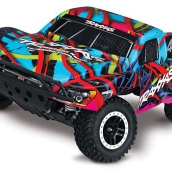 Traxxas 58034-1_HWN Slash: 1/10-Scale 2WD Short Course Racing Truck with TQ 2.4GHz radio system