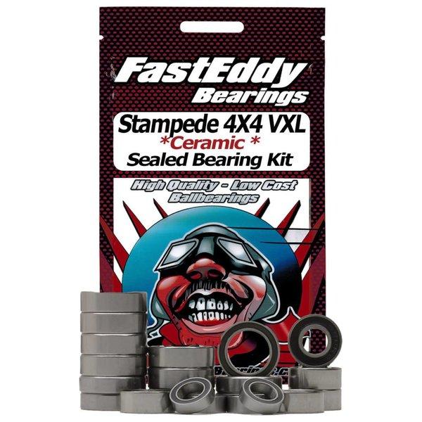 FAST EDDIE Traxxas Stampede 4X4 VXL Ceramic Sealed Bearing Kit