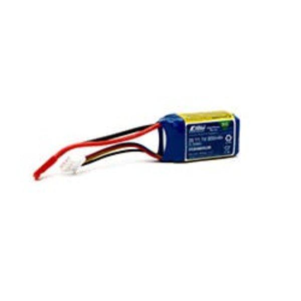 BLADE E-flite 300mAh 3S 11.1V 30C LiPo, JST