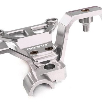 Billet Machined Steering Bell Crank Support for Traxxas X-Maxx 4X4
