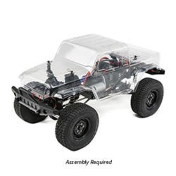 1.9 4WD Barrage Brushed: Kit