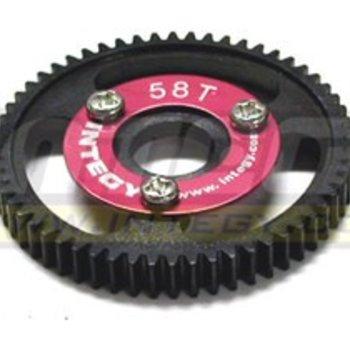 Integy Steel Spur Gear 58T: TMX 3.3, Jato