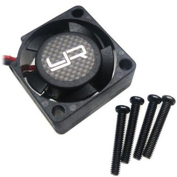 YEAH RACING YEAH RACING 25X25MM TORNADO HIGH SPEED ESC SPEED CONTROL FAN YA-0201