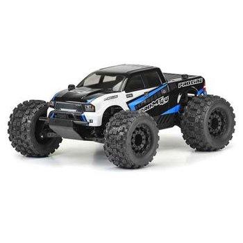 Proline Racing 4005-00 PRO-MT 4x4 4WD Monster Truck Pre-Built Roller