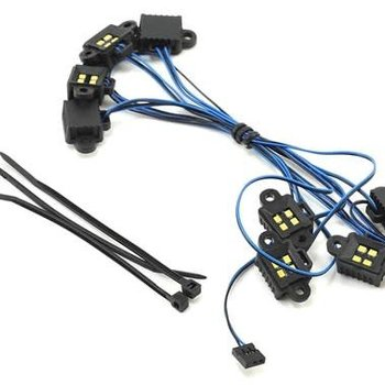 Traxxas 8026 LED rock light kit, TRX-4 (requires #8028 power supply)