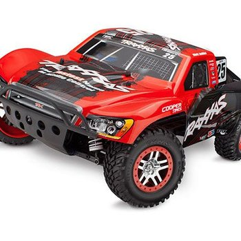Traxxas 68077-24 1/10 Slash 4X4 Ultimate low CG Mark Jenkins edition