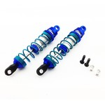 rear shocks blue