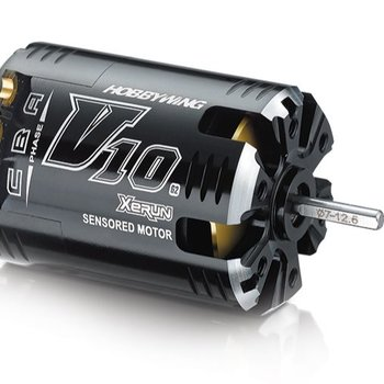 XERUN-V10-10.5T G2 (3800KV) Brushless Motor - Sensored