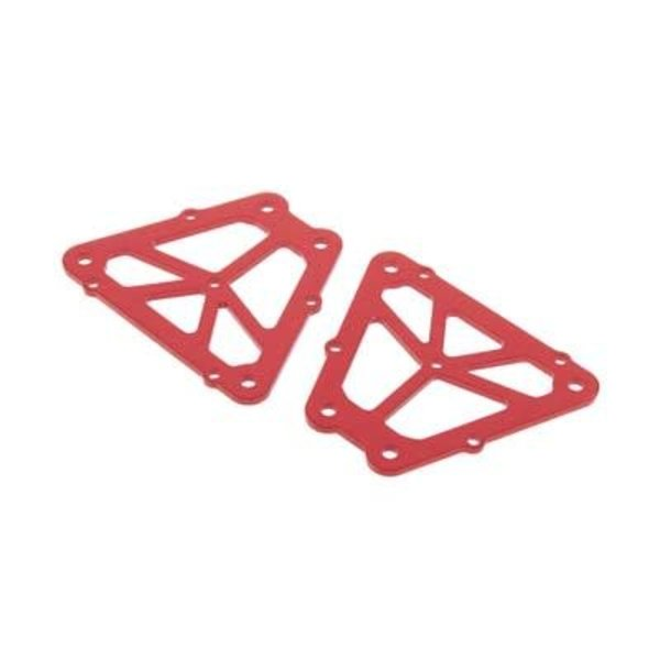 arrma AR320264 Suspension Brace Aluminum Red Nero (2)