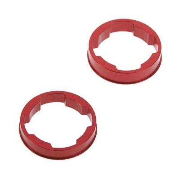 arrma AR320279 Center Diff Cams Aluminum Red Nero (2)