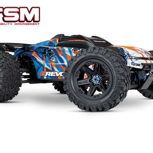 """Traxxas TRA 86086-4 REVO """"2"""" 70 MPH shipping included US only"""