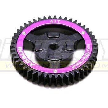 Integy Steel Spur Gear 47T: S21/25 SAVX