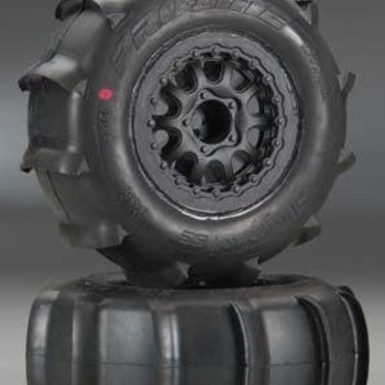 "1158-17 Sling Shot SC 2.2""/3.0"" XTR Tires (2) Mounted"
