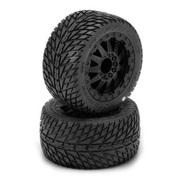 "1172-14 1/10 Road Rage 2.8"" All Terrain Tires Mounted(2"