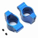 Associated Electrics B64 Factory Team Blue Aluminum Rear Hubs