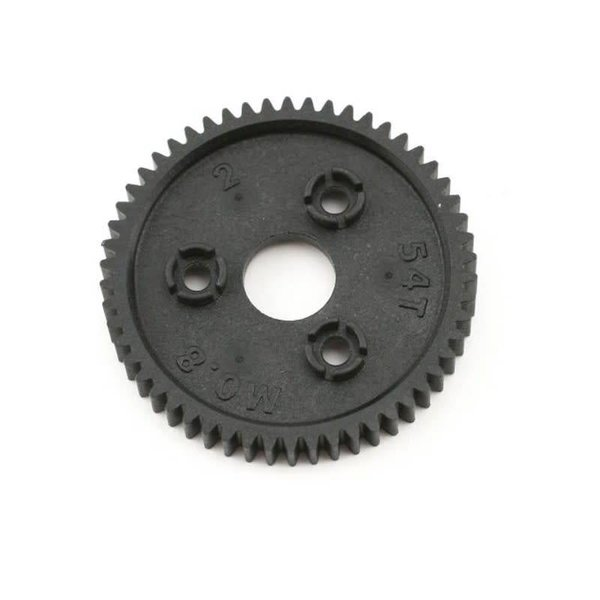 Traxxas 3956 Spur Gear 0.8P 54T Jato