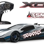 Traxxas XO1 color may vary U.S. GRD. shipping included W/TSM no batterys