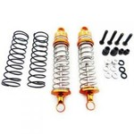 HOT RACING DMD62DP03 Aluminum 62mm Shock Assembly (2) Dromida