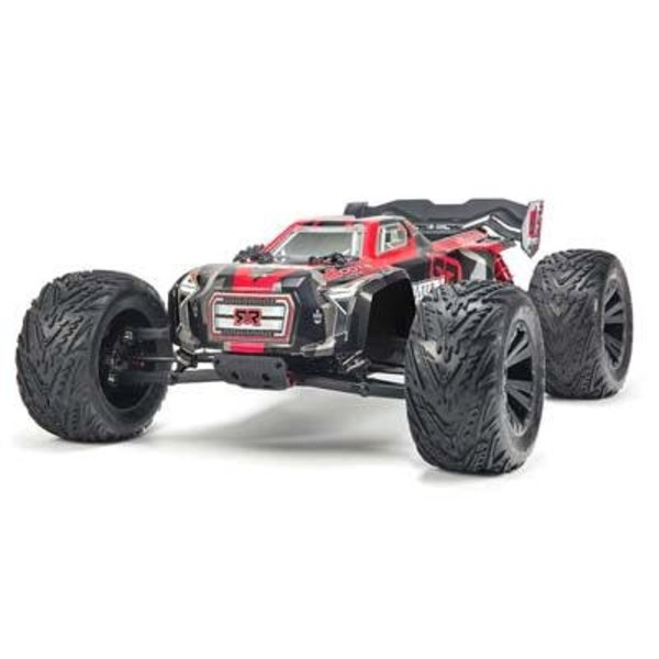 AR106029 1/8 Kraton 6S BXL 1/8 4WD Monster RTR GREEN/BLACK