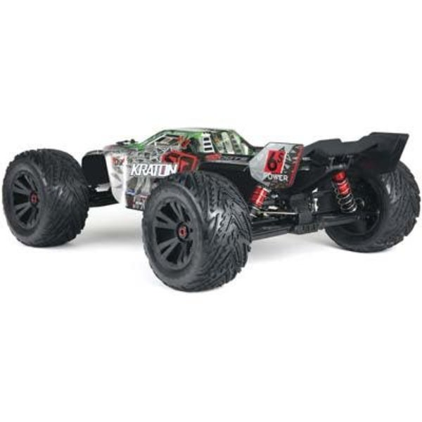 arrma AR106031 1/8 Kraton 6S BLX 1/8 4WD Monster RTR Blk/Grn