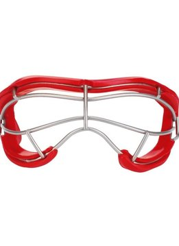 STX STX 4SIGHT + GOGGLE - RED,ADULT